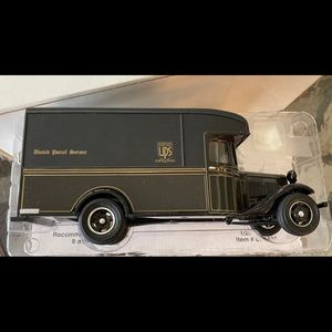 United Parcel Service UPS 1934 Ford Model A NIB